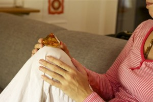 aktivieren von Selbstheilungskräften an schmerzhaften Körperregionen